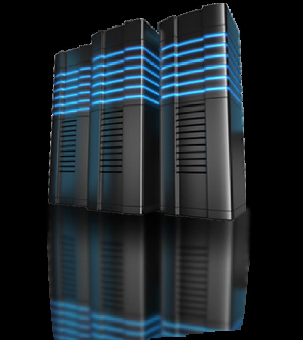 Muestra servidores de hosting